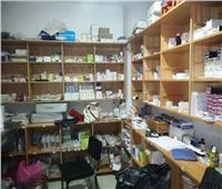 ضبط 34 ألف عبوة دوائية منتهية الصلاحية في صيدلية بالشرقية