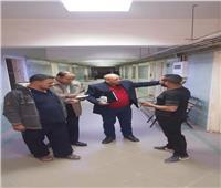 صور| إحالة 8 أطباء و15 ممرضة للتحقيق في أسيوطبسبب الإهمال