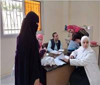 جامعة بنها تطلق قافلة متكاملة بمشاركة 8 كليات لأهالي قرية الأحراز بالقليوبية