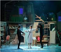 صور| عرض «الوحوش الزجاجية» في مهرجان الإسكندرية المسرحي العربي