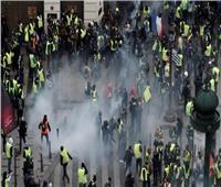 استمرار توافد حشود المحتجين في فرنسا إلى الشوارع وتعطل قطارات