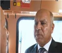 كامل الوزير: «قطع غيار القطارات كانت بتتسرق بسبب غياب الرقابة».. فيديو