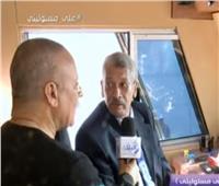 فيديو| قائد قطارات ديزل القاهرة: الجرارات الجديدة بها مستويات أمان عالية