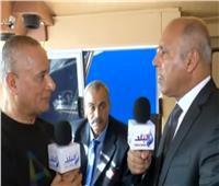 كامل الوزير يكشف عن وعده للرئيس السيسي .. فيديو