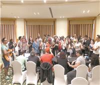 منتدى شباب العالم| ورش عمل في الثورة الرقمية وآفاق التعليم والتدريب