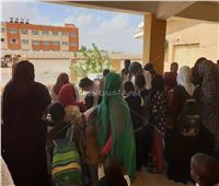قافلة جامعة القاهرة الشاملة تواصل خدماتها في حلايب و أبو رماد