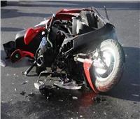 مصرع وإصابة 4 في تصادم 4 دراجات بالدقهلية