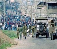 الفلسطينيون يحيون الذكرى الـ«32» لاندلاع انتفاضة الحجارة