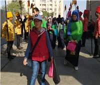 «تعليم القاهرة» تحتفل باليوم العالمي لذوي القدرات الخاصة بخيالة الشرطة