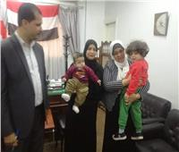 بقرار من النيابة.. تسليم طفلي المطرب شادي الأمير إلى والدتهما