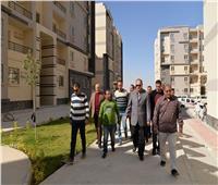 محافظ أسيوط يتفقد الإسكان الاجتماعي بمدينة ناصر الجديدة