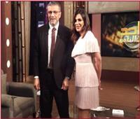 """حلقة الأسرار.. إنجي المقدم ضيفة عمرو الليثي في """"واحد من الناس"""""""