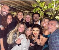 صور| أول ظهور لـ نيللي كريم بعد عملية إزالة ورم حميد