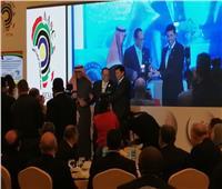 «الأوكسا» يكرم رئيس اتحاد اللجان الأوليمبية الوطنية العربية