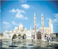 «القديسة دميانة» أقدم أديرة العالم للرهبنة النسائية.. يزوره 2 مليون سنويًا