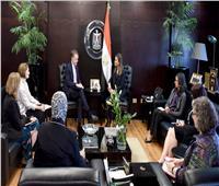 الوكالة الأمريكية للتنمية الدولية :نتطلع لشراكة اقتصادية قوية مع مصر خلال المرحلة المقبلة