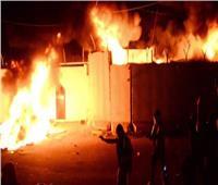 السلمي: حرق القنصلية الإيرانية في العراق دليل على الغضب تجاه طهران