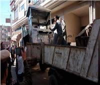 تحرير 277 محضر إشغالات ومصادرة 364 مضبوطات خلال أسبوعبسوهاج