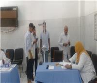 الخدمات الطبية بوزارة الداخلية توقع الكشف الطبي على 162 مريضا