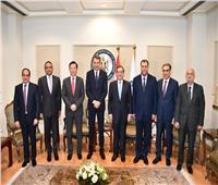 وزير البترول يناقش موقف أنشطة بريتش بتروليم فى مصر وتنمية مشروعات الغاز الجديدة