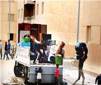 محافظة القاهرة تنجح في تسكين4113 أسرة من سكان المناطق الخطرة