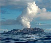 ارتفاع عدد ضحايا بركان «وايت آيلاند » إلى5 قتلى و18 مصابا