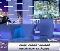 فيديو| رئيس «مياه القاهرة»: تقسيط قيمة العدادات لسكان المرج
