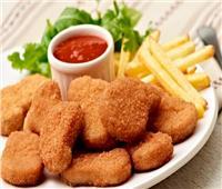 طبق اليوم .. «ناجتس الدجاج»