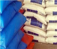 ضبط 1020 طن من الأسمدة والمخصبات الزراعية المقلدة والمغشوشة بالخانكة