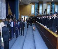 أكاديمية الشرطة تستقبل وزير الدفاع والأمن لجمهورية تشاد