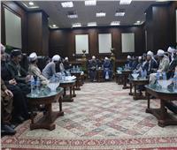 «الإفتاء» تستقبل وفدًا رفيع المستوى من أئمة علماء كردستان العراق