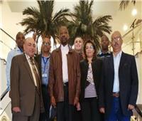 سفير موزمبيق يزور متحف النيل بأسوان على هامش مشاركته منتدى السلام