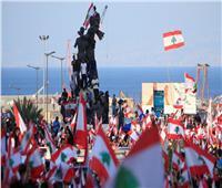 المتظاهرون اللبنانيون يقطعون الطرق في طرابلس ومحافظة «جبل لبنان»