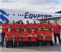 منتخب «كرة الماء» يغادر القاهرة للمشاركة في بطولة العالم للشباب