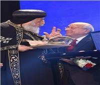 البابا تواضروس يرسل تعازيه لأسرة المخرج سمير سيف