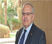 رئيس جامعة القاهرة ينعي محمود حجازي