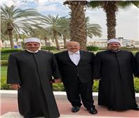 مفتي الإمارات يكرم «الخشت» في منتدى تعزيز السلم بالمجتمعات المسلمة
