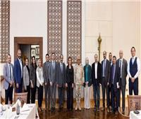وفد إماراتي بالعاصمة الإدارية: نعتزم ضخ استثمارات جديدة في مصر