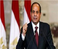 السيسي يوجه 4 رسائل عن التصدي لـ «الإرهاب» بمنتدى أسوان