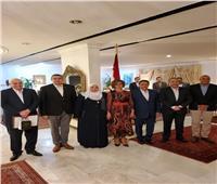 السفارة المصرية بالكويت تكرم المستشار العمالي بعد انتهاء فترة عمله