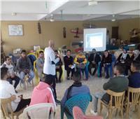 تدريب معتمد لوزارة الشباب ومايكروسوفت بـ«جامعة المنيا»