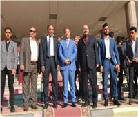 كلية «تربية رياضية» بجامعة أسيوط تنظم ملتقى للتوظيف