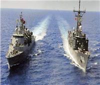 القوات البحرية تنفذ أنشطة تدريبية بمسرح عمليات البحر المتوسط