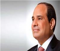 الرئيس السيسي يلتقي نظيره التشادي علي هامش منتدي أسوان للسلام