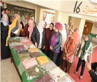 جامعة أسيوط تفتتح المعرض الخيري الـ16 لكلية التمريض
