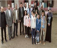 صور| تكريم مدرسة الشهيد «السيد ماهر سليمان» لحصولها على المركز الأول في دوري المكاتب التنفيذية
