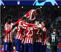 فيديو| أتلتيكو مدريد يتأهل لربع نهائي دوري الأبطال بهدفين في لوكوموتيف