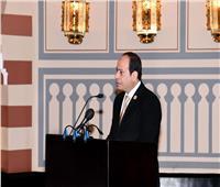 صور| الرئيس السيسي يقيم مأدبة عشاء رسمية تكريما للمشاركين في منتدى أسوان