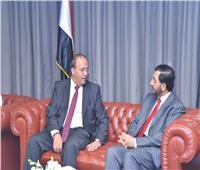 مباحثات مصرية إماراتية لتعزيز التعاون الصناعي المشترك بين البلدين