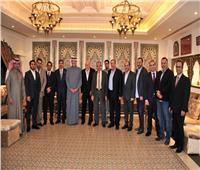 نقلي يكرم مجلس الأعمال السعودي المصري